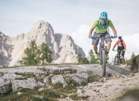Explore the Dolomites with E-Bikes